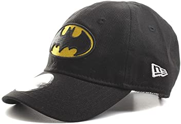 New Era 9FORTY Hero Essential Infants Batman Stretch Fit Cap Black aeee5918758