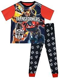Transformers Boys Bumblebee Optimus Prime Pajamas