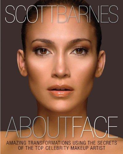 About Face: Transformations étonnante en utilisant les secrets de la Star, classé maquilleur