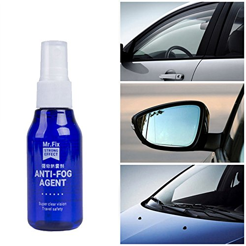 Car Anti-fog Coating Glass Windshield Side Windows Auto Maintenance Accessories for Safe Driving Gessppo