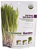 Pet Greens Garden Wheat Grass Self-Grow Kit, My Pet Supplies