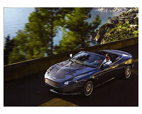 Amazon 2008 Aston Martin Dbs V8 Db9 Volante Factory Photo