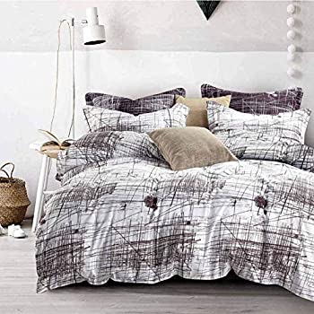 Amazon Com Ruijing Black And White Abstract Stripe