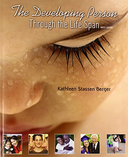 The Developing Person Through the Life Span: Paperbound
