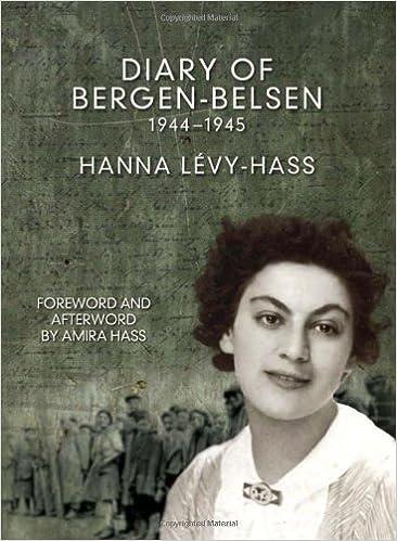 Diary of Bergen Belsen