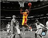 LeBron James Cleveland Cavaliers NBA Spotlight Action Photo (Size: 8'' x 10'')