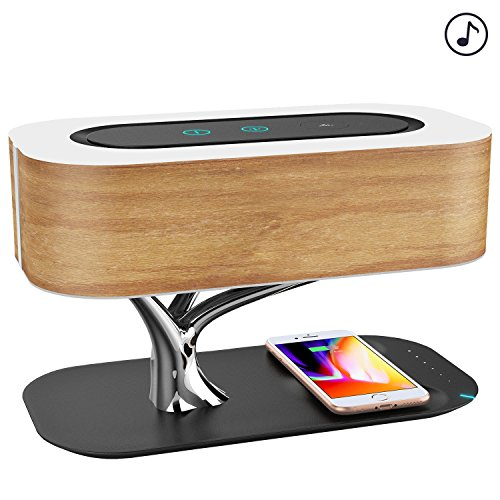 10 best tree lamp wireless charger and bluetooth