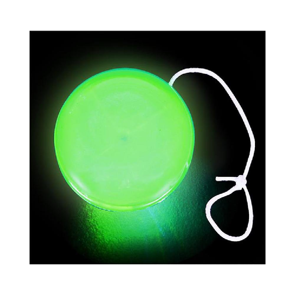 2'' Glow In Dark Yo-Yo by Bargain World