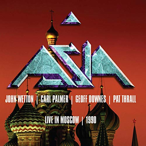 Live in Moscow 1990 (Asia Live Cd)