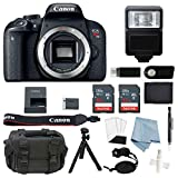 Cheap Canon EOS Rebel T7i Body Only Bundle + Canon T7i Camera Advanced Accessory Kit – Including EVERYTHING You Need To Get Started
