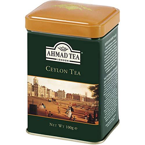 Ahmad Tea Ceylon Tea, 100 g (Teas Blended Ceylon Tea)