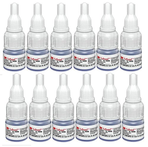 VetBond [12-Pack] Tissue Adhesive 3mL by VetBond (Image #5)