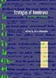 Strategies of Remembrance : From Pindar to Hölderlin, Dolezalovà, Lucie, 1443812617