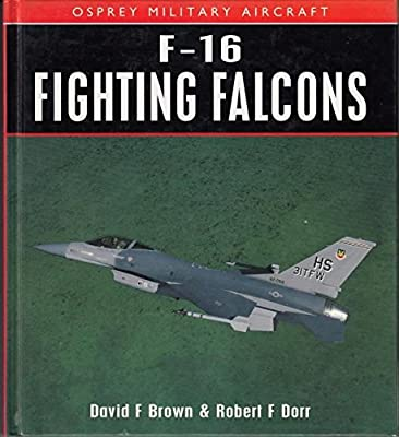 F-16 Fighting Falcons (Osprey Military Aircraft)