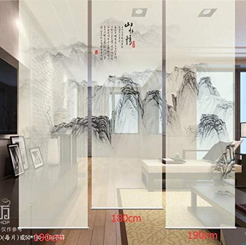 ABYSTEPS Pantallas y separadores de habitación – Cortina para ...