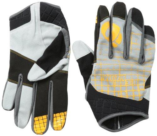 Gloves Spandex Izumi Pearl (Pearl iZUMi Men's Impact Glove, Blazing Orange, Large)