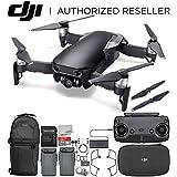 DJI Mavic Air Drone Quadcopter (Onyx Black) Backpack Essential Bundle