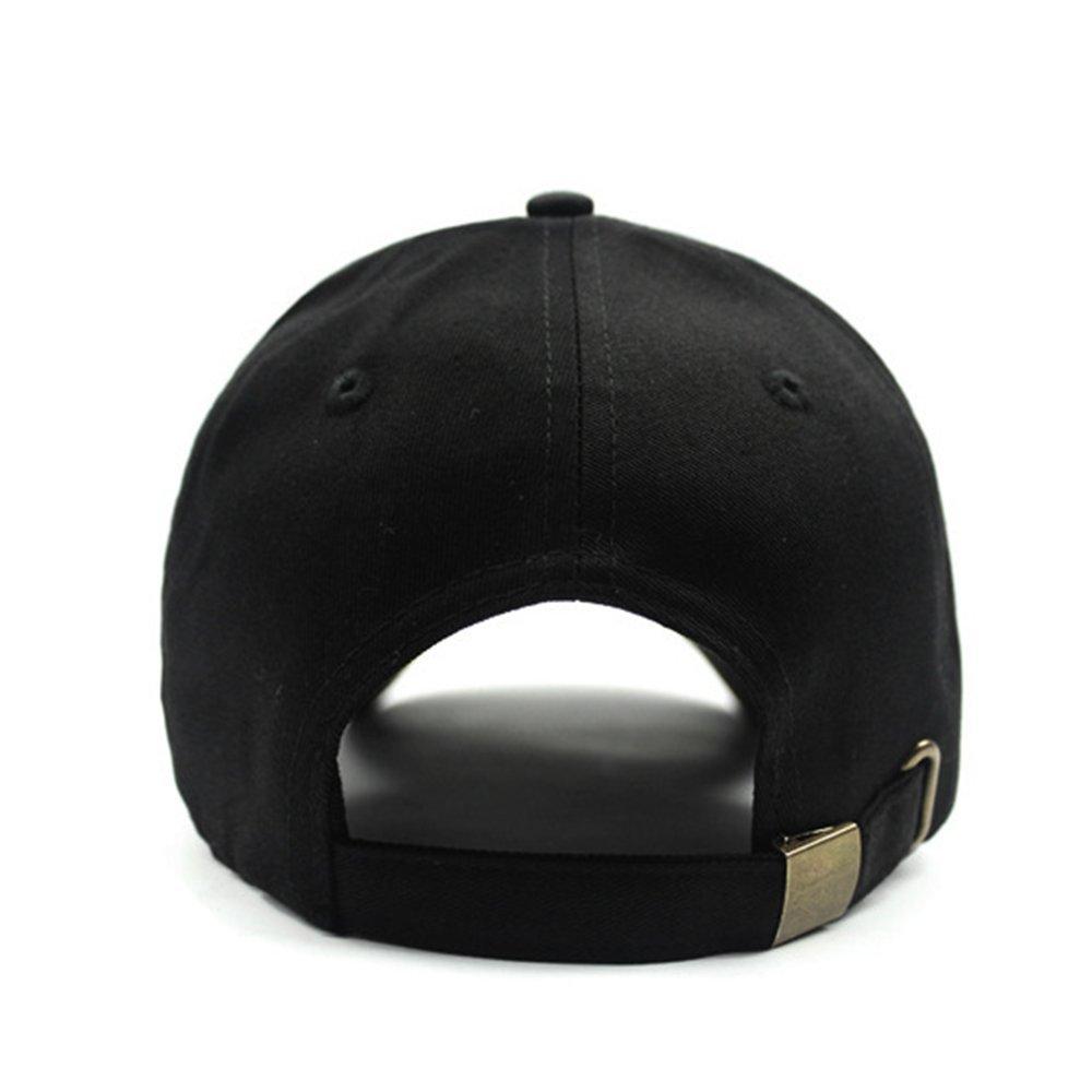 JOJOO Extra Long Bill Baseball Cap Adjustable Cotton Sun Hats for Men and  Women (Adjustable One Size 87aa30177de