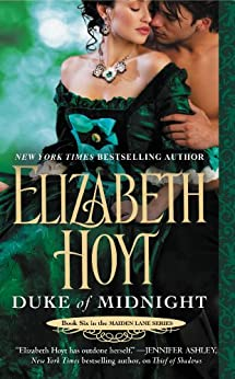 Duke of Midnight (Maiden Lane Book 6) by [Hoyt, Elizabeth]