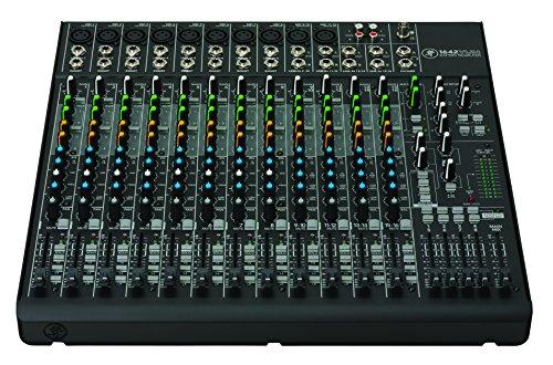 Vlz Pro Mackie 1604 - Mackie 1642VLZ4 16-Channel Compact 4-Bus Mixer