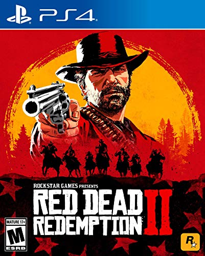 Red Dead Redemption 2 - PlayStation 4 from Rockstar Games