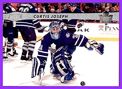 2001-02 Stadium Club #6 Curtis Joseph TORONTO MAPLE LEAFS