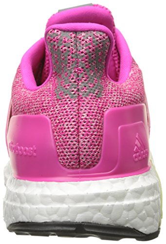 Adidas Ultra M Chaussure Boost Red De Pink Lueur Gris Rue Pink Course Us Blanc 5 Performance Pourpre mineral half Shock nfw7xR5w