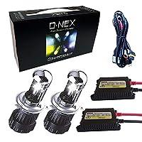 O-NEX BI-XENON Digital HID Conversion Kit 35W AC Slim Ballasts Hi/Lo H/L Headlight Bulbs