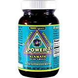 Blue Green Algae Power 3+ 400mg 160 Tablets Review