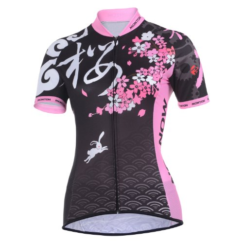 2013 Monton Night Rabbit Women's Bike Breathable Specialed Cycling Jersey Clothe