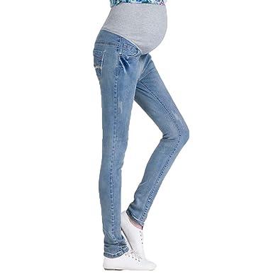 schöne Schuhe kosten charm Top Qualität mama stadt Schwangerschaftsjeans Umstandsjeans Skinny ...