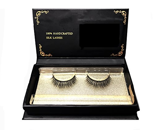 XXV BEAUTY Classy Luxurious Thickening 100% Handmade Reusable Silk Eyelashes