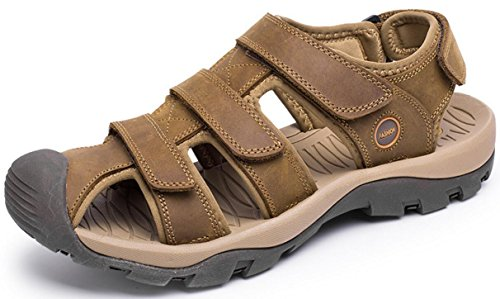 Sandalo Sportivo Da Uomo Sandalo Sportivo Outdoor Marrone Chiaro