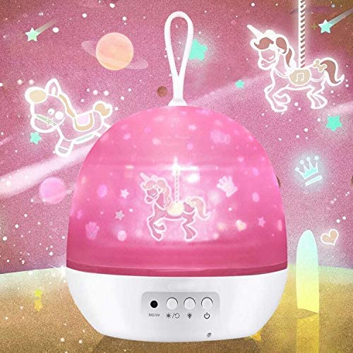 MINGKIDS Baby Light Projector