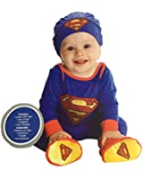 Rubies Superman Infant Dress-up Costume (12-18) Months