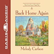 Back Home Again: Tales from Grace Chapel Inn, Book 1   Melody Carlson