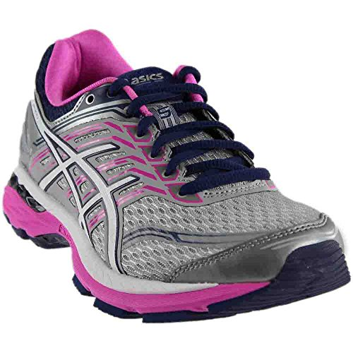 Pictures of ASICS Women's Gt-2000 5 Running Shoe T759N.9601 Pink Glow/White/Dark Purple 1