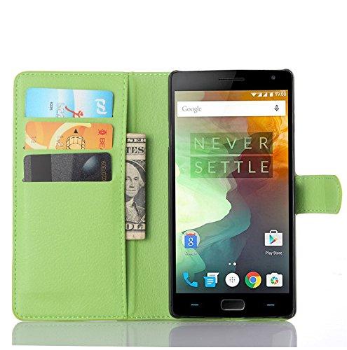 Funda Libro para OnePlus 2,Manyip Suave PU Leather Cuero Con Flip Cover, Cierre Magnético, Función de Soporte,Billetera Case con Tapa para Tarjetas D