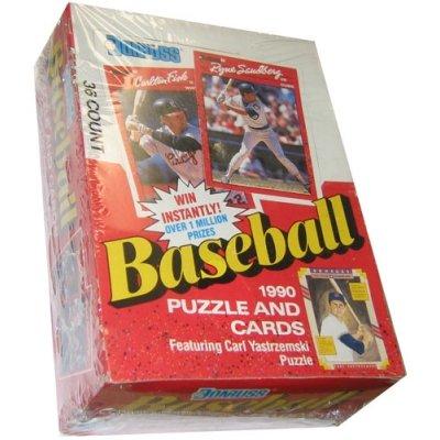 1990 Donruss Baseball Card Unopened Hobby Box (Sosa RC)