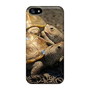 Grace's Favor Perfect PC For SamSung Galaxy S4 Phone Case Cover Anti-scratch Protector Case (baby Sea Turtles)