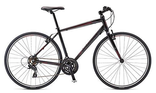 シュウィン 2016 SUPER SPORT3 クロスバイク B079GR5NDDマットブラック XS(39.5cm) 145~160cm