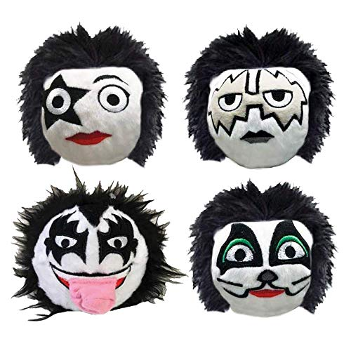 KISS faball Squeaky Toy Set (Small) for sale  Delivered anywhere in USA