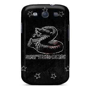 Hard Protect Phone Case For Samsung Galaxy S3 (lam17990pdqP) Unique Design Stylish Metallica Pictures