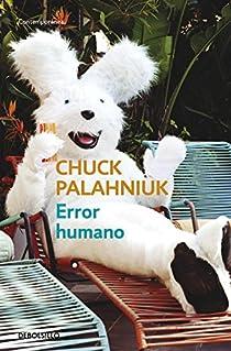 Error humano par Chuck Palahniuk