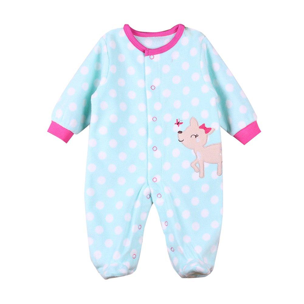 M & A - Pantalón de peto - Pelele - Manga Larga - para bebé niño eisblau Rundpunkt Hündin 58/64: Amazon.es: Ropa y accesorios