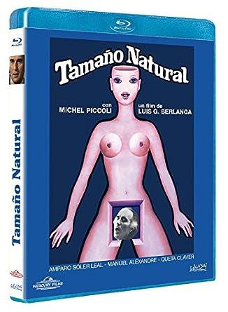 Tamaño Natural [Blu-ray]