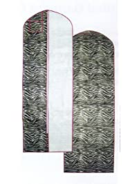 Long dress garment bag on american