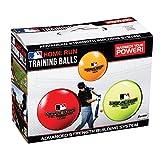 Franklin Sports MLB 3 Pack Training Balls - 12.5 oz, 17.5 oz, 22.5 oz