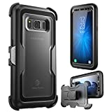 i-Blason Case for Galaxy S8 Active , Magma Full