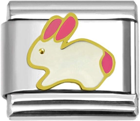 Bunny Italian Charm